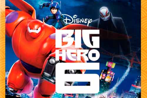 Disney Marvel Big Hero 6
