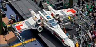 Nave Lego Star Wars