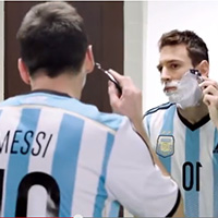 messi-gillette