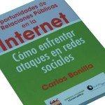 Presentan libro que aborda el manejo de crisis en redes sociales