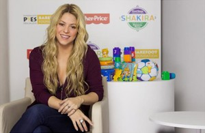 shakira-y-fisher-price