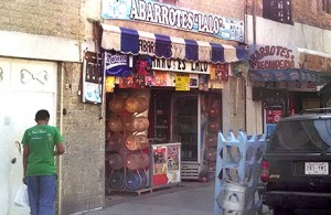 abarrotes