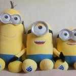 Trivia: ¡Los Minions de Build-A-Bear invaden la redacción de The markethink!