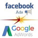 Google AdWords vs Facebook Ads: ¿Cuál es la mejor opción?