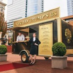 Food truck en Portland reparte sandwiches anti-Trump