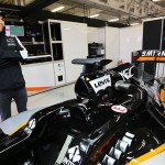 Levi's se asocia con Sahara Force India