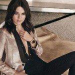 Kendall Jenner promociona el nuevo reloj Classic Petite de Daniel Wellington