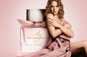 burberry-lily-james