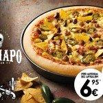 "Pizza Hut Bélgica lanza pizza mexicana con el nombre de ""El Chapo"""
