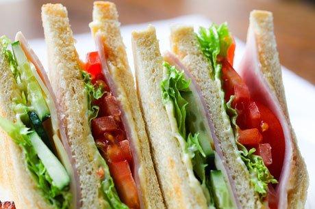 historia sandwich