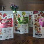 Mafer presenta Mafer Mixes, nuevos snacks con ingredientes naturales ricos en nutrimentos