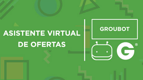 chat inteligente Groupon
