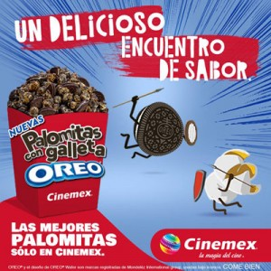 palomitas Cinemex
