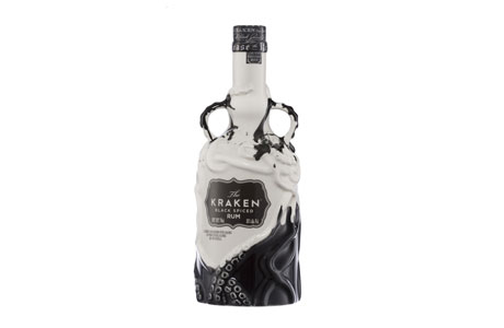 The Kraken Black Ceramic