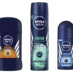 Nivea Men presenta nuevos antitranspirantes Nivea Men Fresh