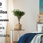 3 propuestas de Interceramic para decorar alcobas con estilo