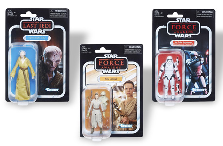 figuras vintage Star Wars