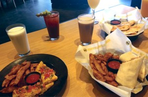 desayunos Buffalo Wild Wings