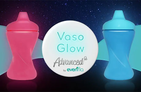 advanced by evenflo glow