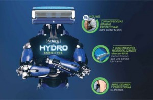 Hydro 5 Sensitive