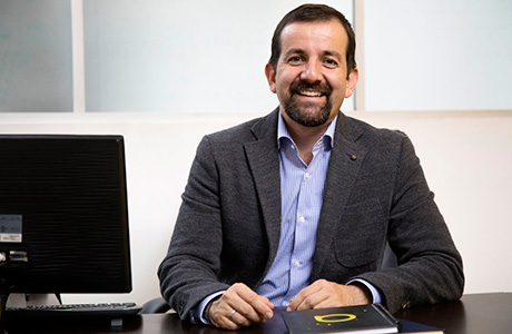 Juan David Pinzón, Ceo de Ariadna Communications Group
