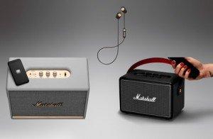 Audifonos Marshall