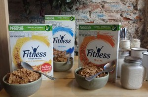 relanzamiento cereal Fitness