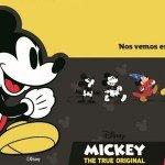 Vips celebra el cumpleaños 90 de Mickey Mouse