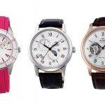 Orient, la nueva línea de relojes de pulso de Epson, hace su presentación