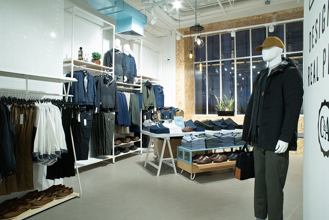 flagship store C&A