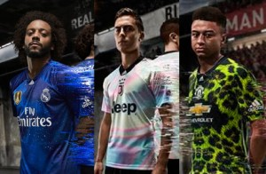 Jerseys EA Sports FIFA 19