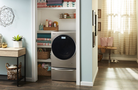 Whirlpool Smart All in One Washer Dryer