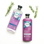 Cabello al estilo boho chic con el nuevo Herbal Essences bio:renew Rosemary & Herbs