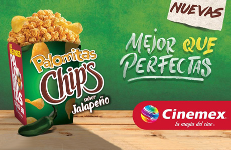 Palomitas Jalapeño Cinemex