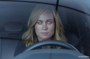 Captain Marvel Audi e-tron