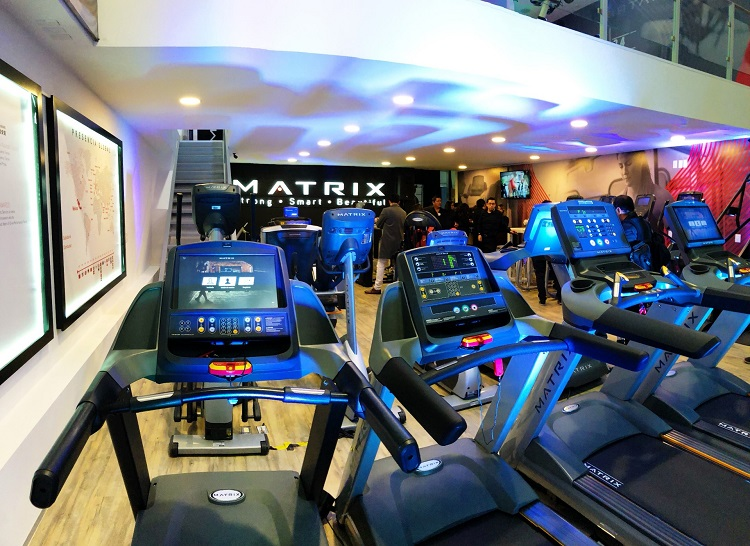 aparatos Matrix Fitness