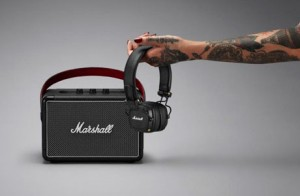 Audifonos Marshall para el Día del Padre