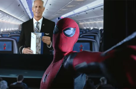 United Airlines y Sony Pictures
