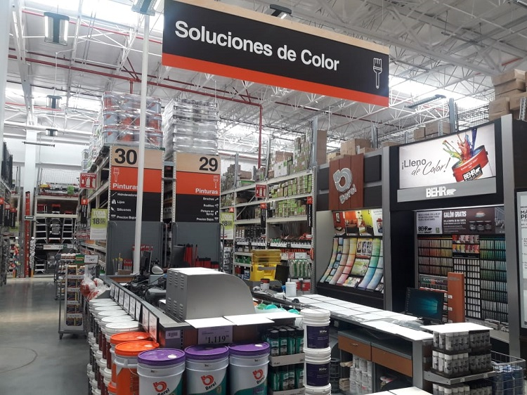 The Home Depot Nezahualcóyotl