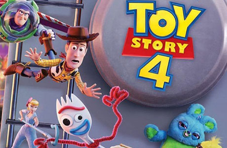 Toy Story 4 centros comerciales