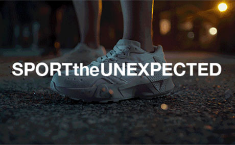 Reebok Sport The Unexpected