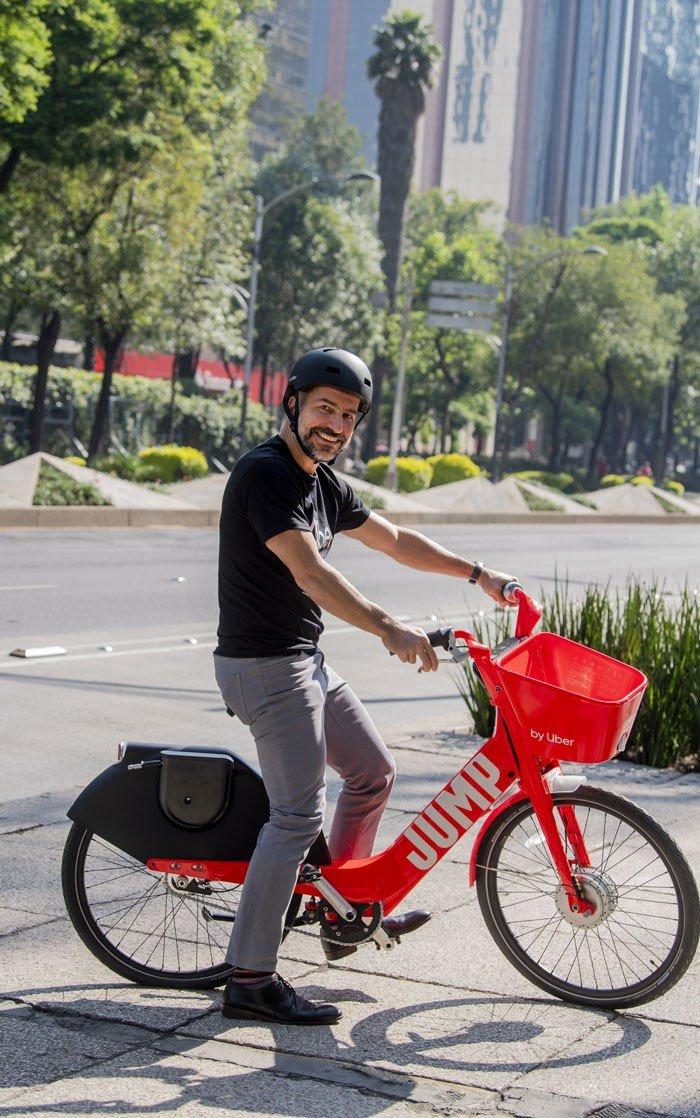 bicicletas JUMP by Uber