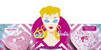 dona Barbie en Krispy Kreme