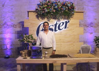 cafetera Oster Perfect Brew