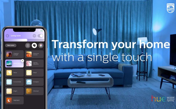 Nuevos focos Philips Hue Bluetooth