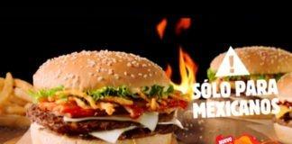 hamburguesa Mango Habanero King
