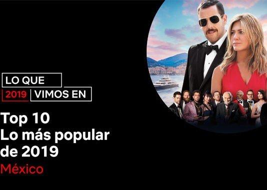 programas más vistos en Netflix