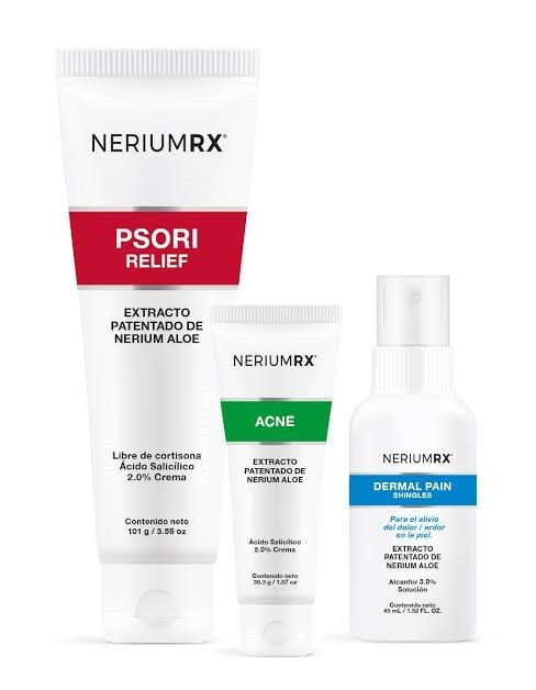 productos NeriumRX Therapy