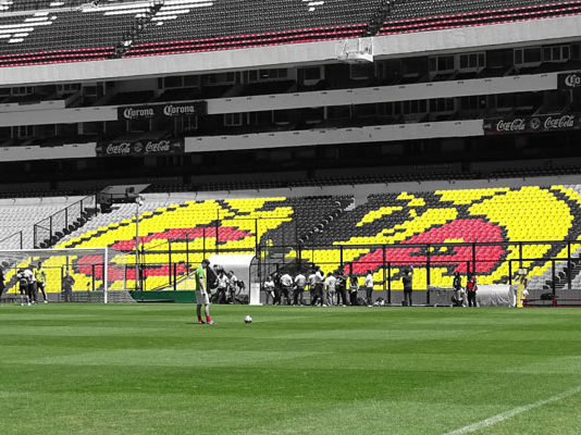 promoción Kivac Club América