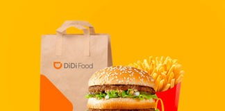 alianza Didi Food McDonald's